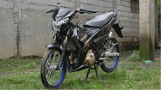 Gold Innertube Raider 150 Fi Thaiconcept Project