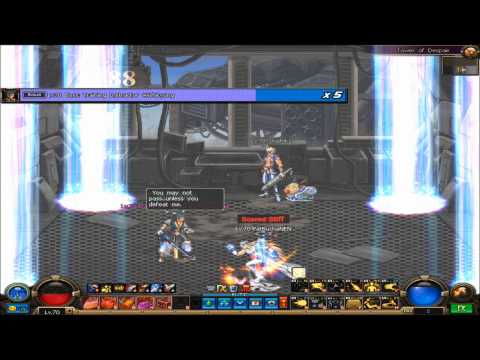 DFO Tower of Despair Floor 88 Male Nen Master