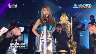 getlinkyoutube.com-SBS [슈퍼매치] - 확돈(이승환,CL)의 '디스코'