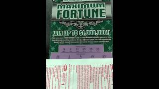 BIG WINNER on scratch off