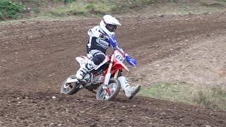Getting Ready For Racing Season-Motocross-Dirt Bike-Pit Bike !!