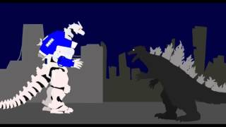 getlinkyoutube.com-Godzilla 2002 vs Kiryu