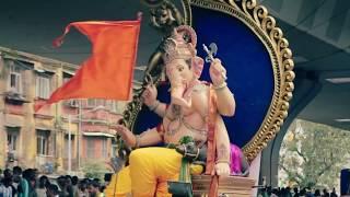 Chinchpokli cha Chintamani Aagman 2014 (Official Video)