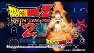 getlinkyoutube.com-Gameplay dragon Ball z shin budokai 2  novo mod