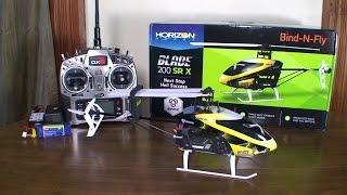 getlinkyoutube.com-Blade - 200 SR X - Detailed Review and Flight