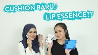 Lip Essence, Cushion, Highlighter Lokal Baru | FD NKOTB