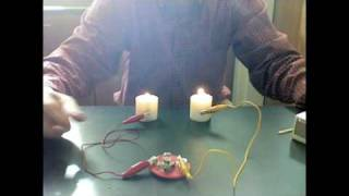 getlinkyoutube.com-How to light a bulb with 2 candles*