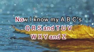 Alphabet Song (ABC Song) (Karaoke and Lyrics Version)