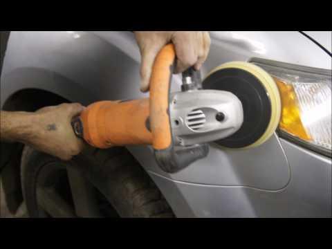 Mitsubishi Outlander : ремонт после ДТП