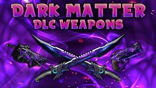 getlinkyoutube.com-BO3 SnD ALL DARK MATTER DLC WEAPONS - NX ShadowClaw, Fury's Song, Iron Jim, Marshal 16 & MX Garand