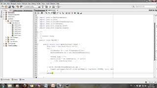 Java cơ bản 47: File Reader