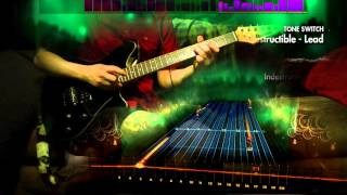 "getlinkyoutube.com-Rocksmith 2014 - DLC - Guitar - Disturbed ""Indestructible"""