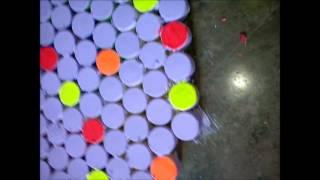 getlinkyoutube.com-Creatividad  Tapas Plasticas