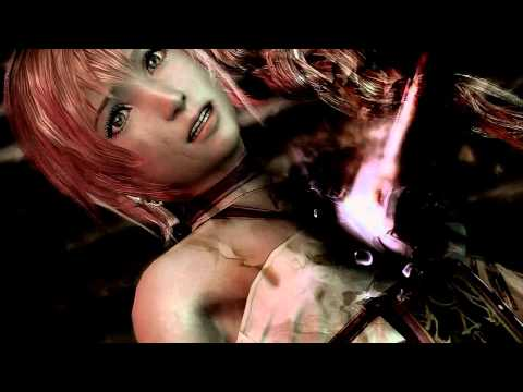 Final Fantasy XIII-2 Goddess Lightning