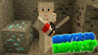 getlinkyoutube.com-DIAMANTE ENCONTRADO - UNIVERSO DANIREP - Serie Minecraft Supervivencia (Sin Mods) Ep. 6