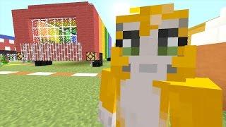 getlinkyoutube.com-Minecraft: Xbox - Building Time -  {70}