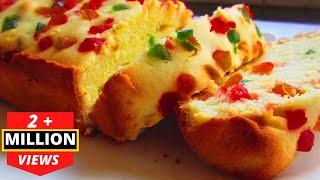 getlinkyoutube.com-TUTTI FRUTTI CAKE in Pressure Cooker - KIDS SPECIAL CAKE - टूटी फ्रूटी केक कुकर में बनाये
