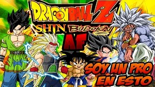 getlinkyoutube.com-Dragon Ball AF Shin Budokai - Soy Un Pro En Esto