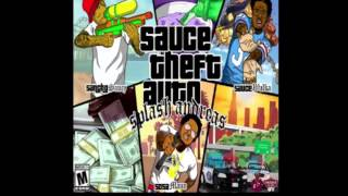 getlinkyoutube.com-Sauce Twinz & SosaMann Ft. Propain - Her & Her Friend (Sauce Theft Auto)