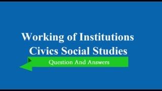 getlinkyoutube.com-Working of institutions