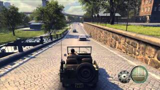 getlinkyoutube.com-PC - Mafia II - Free Ride Mod