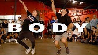 "getlinkyoutube.com-""BODY"" - Dreezy ft Jeremih Dance | @MattSteffanina Choreography"