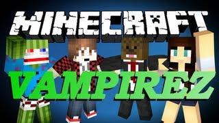 Minecraft Vampirez Minigame w/ BajanCanadian, Bashur, and AshleyMarieeGaming