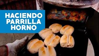 getlinkyoutube.com-¿Cómo hacer una parrilla-horno?