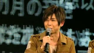 getlinkyoutube.com-進撃の巨人 制作発表会