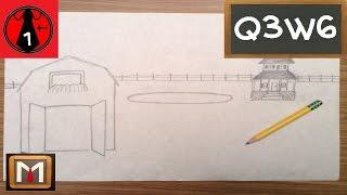 getlinkyoutube.com-How to Draw a Farm - part 1
