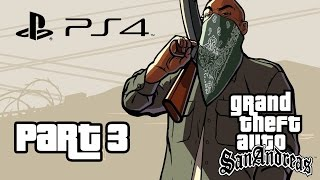 getlinkyoutube.com-Grand Theft Auto San Andreas PS4 Gameplay Walkthrough Part  3 HOUSE ROBBERY (GTA San Andreas PS4)