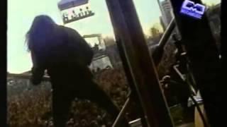 Malón - Monsters Of Rock 95 - Club Ferro Carril Oeste,Buenos Aires - (10-09-1995)