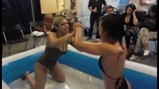 getlinkyoutube.com-Oil Wrestling in London | Stag Weekends | Chillisauce