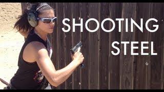 getlinkyoutube.com-Jessica Hook Punishing Steel with TTI Glock 34