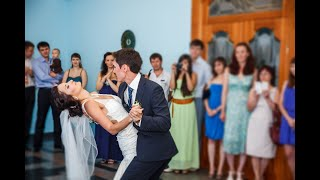 getlinkyoutube.com-Kizomba Wedding Dance - Свадебная Кизомба (13.07.2013) Alina & Stas (The first in Russians weddings)