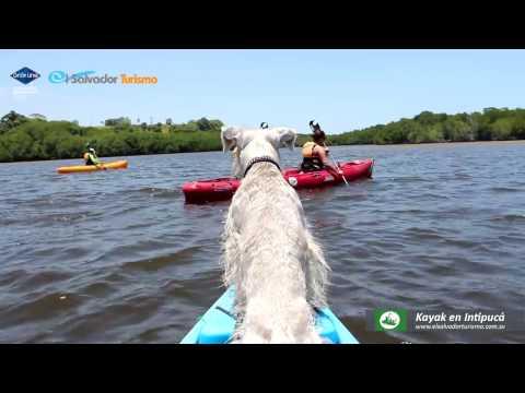 Tour de Kayak en Intipucá, La Unión El Salvador Turismo