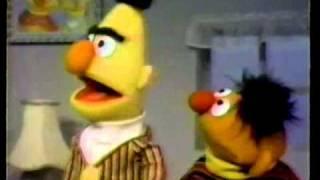 Sesame Street – Ernie And Bert Share A Cokkie