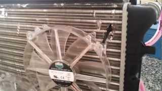 getlinkyoutube.com-Watercooler com radiador de Carro