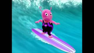 "getlinkyoutube.com-Surf Punks ""My Wave"" [Backyardigans Edit]"