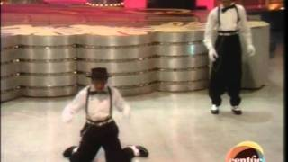 Soul Train Shabba Doo Dance Routine