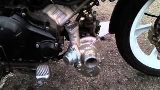 getlinkyoutube.com-Yamaha lc 135 turbo charge part 1