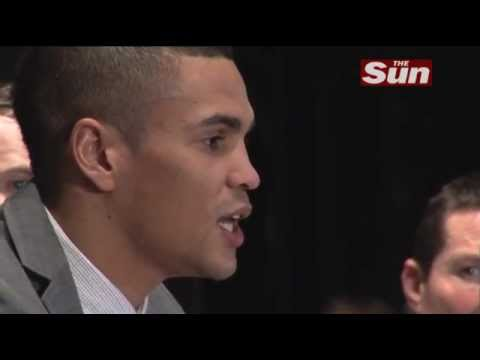 Anthony Ogogo: I'd love to bash up Chris Eubank Jr