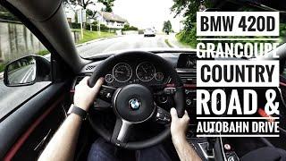 getlinkyoutube.com-BMW 420d Gran Coupe F36 (POV) at day - 4K