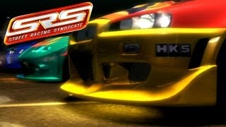getlinkyoutube.com-SRS - Street Racing Syndicate HD [PS2] - Intro & Gameplay