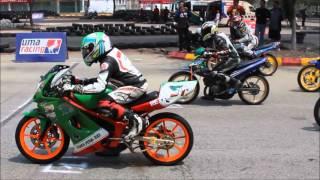 getlinkyoutube.com-2 Strokes Racing Malaysia - UMA RacingBoy Cup 2016