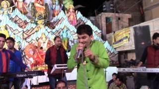 Live Jagran at Karnal || Singer: Sunny Doshi || Superhit Famous Bhajan Rang Barse