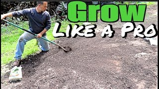 How to Plant a yard and grass seed like a pro -  Grow a new lawn, overseeding, yard & sod care tips
