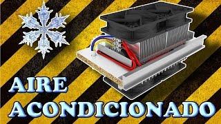 getlinkyoutube.com-Aire Acondicionado Casero De Verdad (Experimentar En Casa)