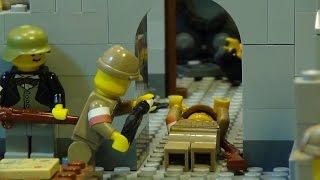 getlinkyoutube.com-Lego ww2 Warsaw Uprising
