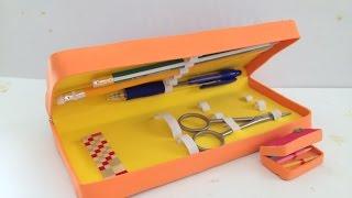 getlinkyoutube.com-DIY Pencil Case